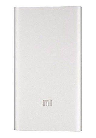 Портативная батарея Xiaomi Power Bank 5000mAh (NDY-02-AM) Silver
