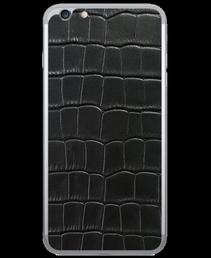 Кожаная наклейка Classic Croco  для iPhone 6 Plus