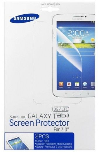 Защитная пленка Samsung для Galaxy Tab 3 7.0