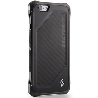 Чехол для iPhone 6/6S Element Case Sector Pro Black/Black (EMT-0003)
