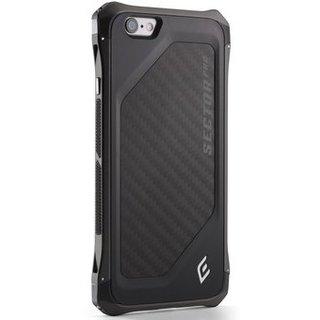 Чехол для iPhone 6/6S Element Case Sector Pro Black/Black (EMT-0003)