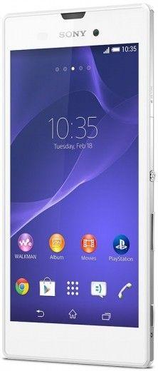 Мобильный телефон Sony Xperia T3 D5102 White