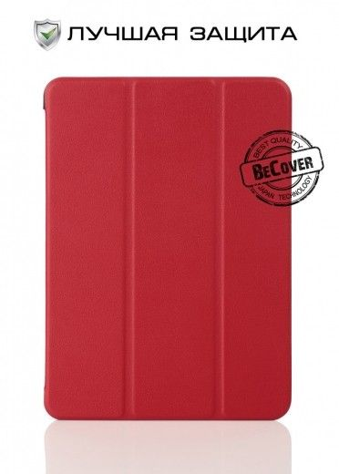 Чехол-книжка BeCover Smart Case для Samsung Tab S2 9.7 T810/T815 Red