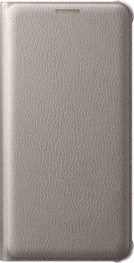 Чехол-книжка Samsung A710 EF-WA710PFEGRU Gold