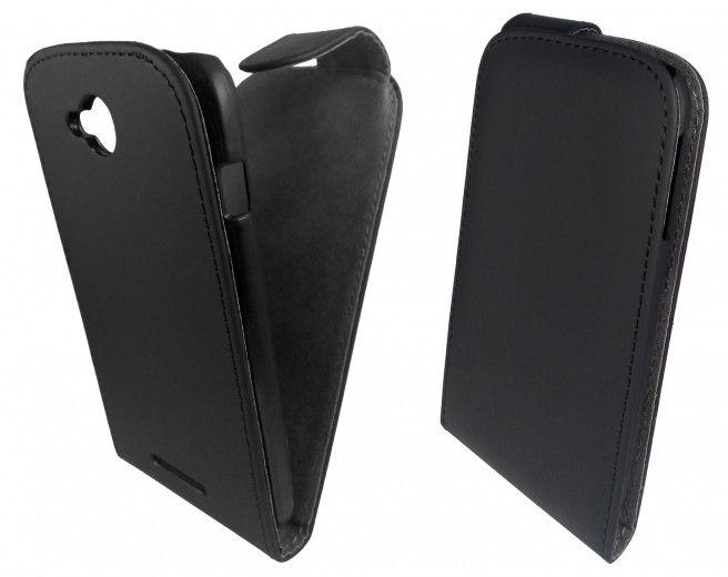 Чехол GlobalCase (Flip) для Lenovo A706 Black