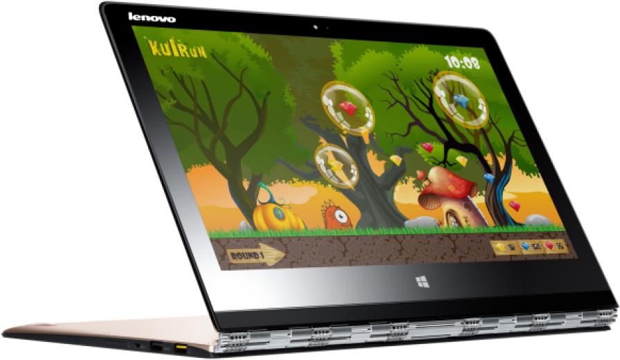 Ноутбук Lenovo Yoga 3 Pro 13 (80HE00J9UA) Gold