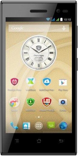 Мобильный телефон Prestigio Muze A3 3452 DUO Black