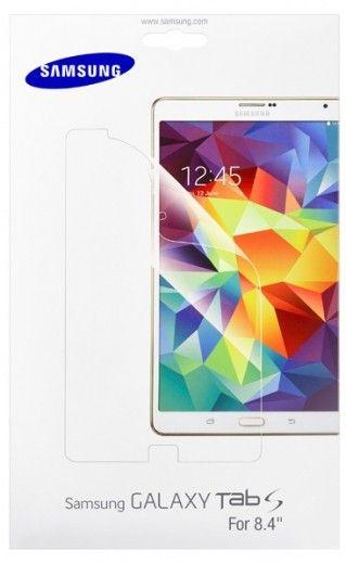 Защитная пленка Samsung для Galaxy Tab S 8.4