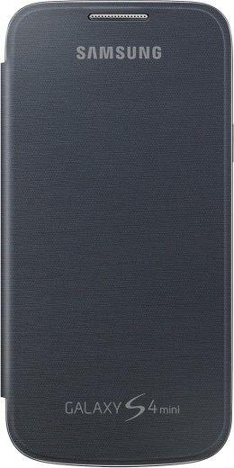 Чехол-книга Samsung для Galaxy S4 Mini Black (EF-FI919BBEGWW)