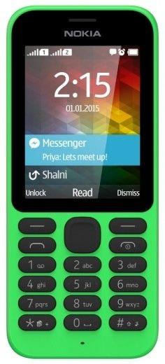Мобильный телефон Nokia 215 Green