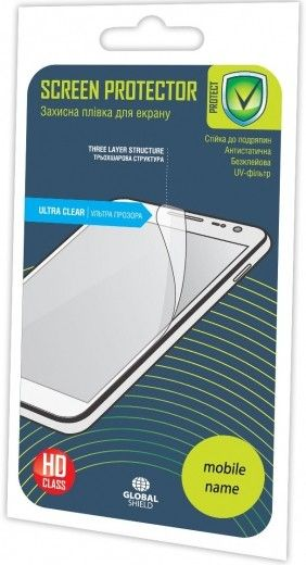 Защитная пленка Global Shield ScreenWard для SAMSUNG i9190 глянцевая
