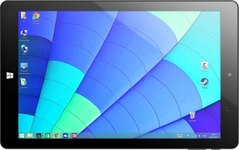 Планшет Pixus taskTab 10.1 3G Black