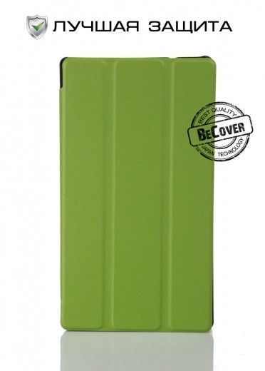 Чехол-книжка BeCover Smart Case для Lenovo Tab 2 A7-30 Green