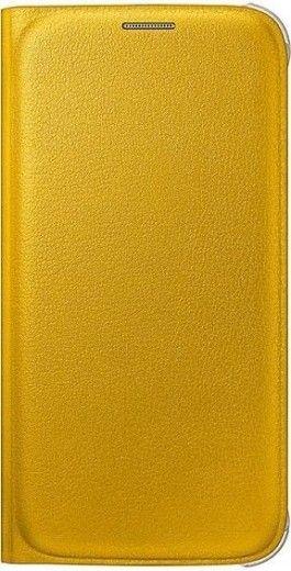 Чехол Samsung Zero для Samsung Galaxy S6 Yellow (EF-WG920PYEGRU)