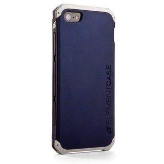 Чехол для iPhone SE/5S Element Case Solace Dark Blue/Aluminum (API5-1410-CS00)
