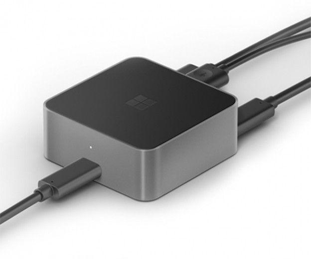 Док-станциия Microsoft Display Dock HD-500