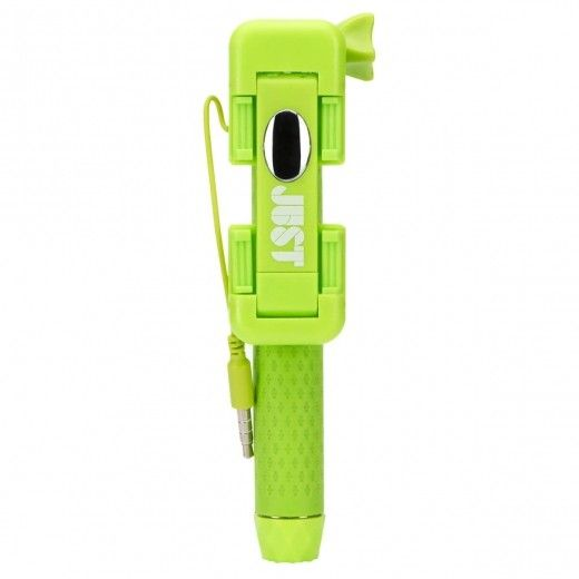 Монопод для селфи JUST Selfie Stick Mini Green (SLF-STKMN-GRN)