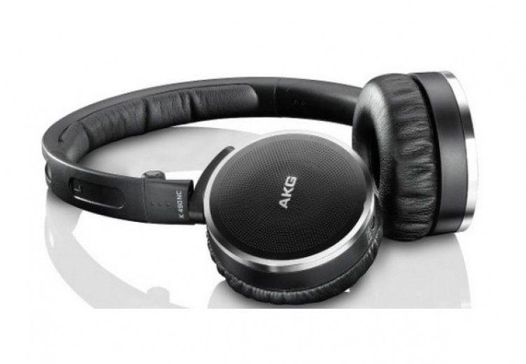 Навушники AKG K490 NC Black (K490NC)