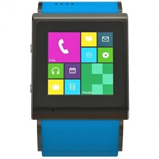 Смарт часы sWaP Social Blue
