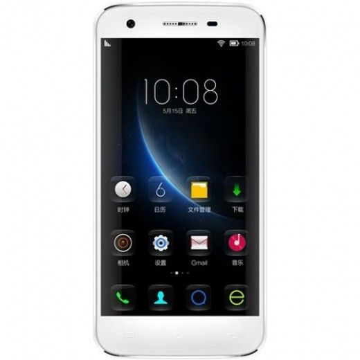 Мобильный телефон Doogee F3 White