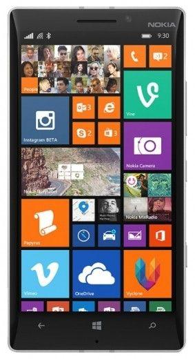 Мобильный телефон Nokia Lumia 930 Black