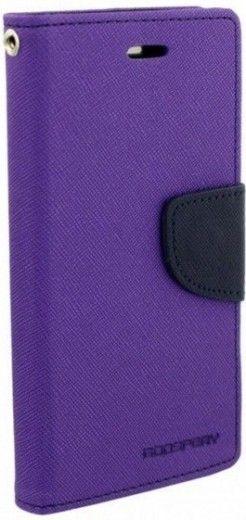 Чехол-книжка Book Cover Goospery Lenovo A1000 Violet