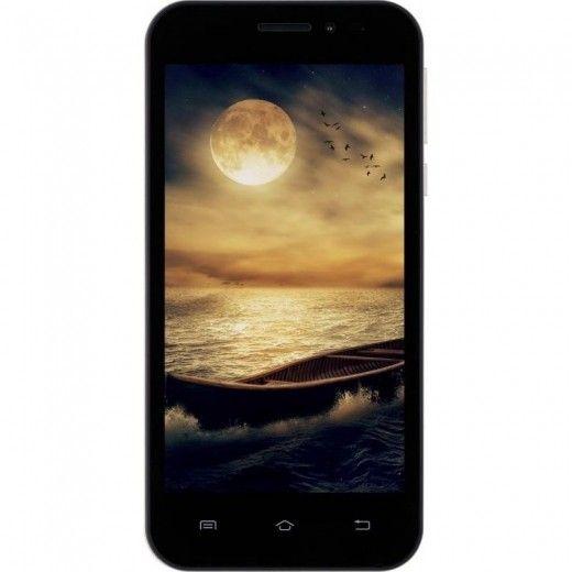 Мобильный телефон Nomi i451 Twist Blue-Silver
