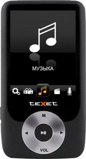 MP3-плеер Texet T-79 8GB Black