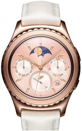 Смарт часы Samsung Galaxy Gear S2 Classic Premium Edition (SM-R7320ZDASEK) Pink Gold