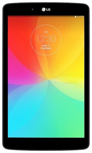 Планшет LG G Pad 8.0 GSM V490 Black (LGV490.ACISBK)