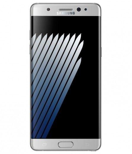 Смартфон Samsung Galaxy Note 7 64GB (SM-N930) Silver