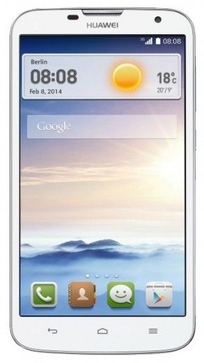 Мобильный телефон Huawei Ascend G730-U10 DualSim White (51058794)