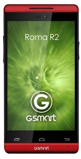 Мобильный телефон Gigabyte GSmart Roma R2 Red