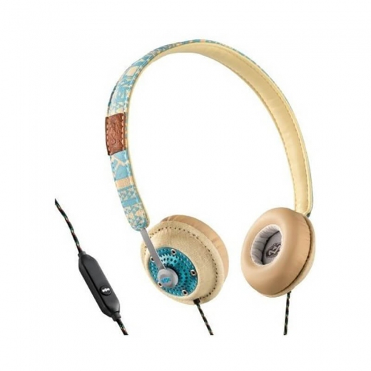 Навушники The House of Marley Harambe Navy On-Ear (EM-JH041-NV)