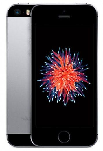 Мобильный телефон Apple iPhone SE 16GB Space Grey