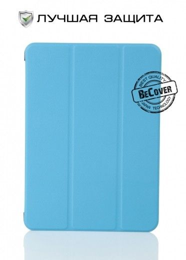 Чехол-книжка BeCover Smart Case для Samsung Tab S2 9.7 T810/T815 Blue