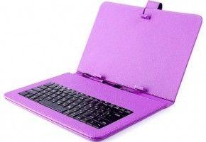 Чехол-клавиатура Vellini для планшета 7-8 Violet