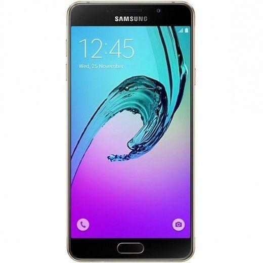 Мобильный телефон Samsung Galaxy A7 2016 Duos SM-A710 16Gb (SM-A710FZDDSEK) Gold