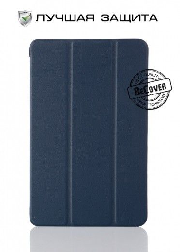 Чехол-книжка BeCover Smart Case для Samsung Tab E 9.6 T560/T561 Deep Blue