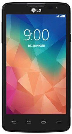 Мобильный телефон LG L60 Dual X145 Black
