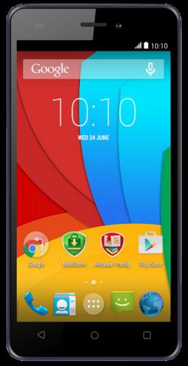 Смартфон Prestigio 5502 Muze A5 Dual Black