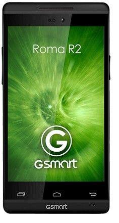 Мобильный телефон Gigabyte GSmart Roma R2 Black