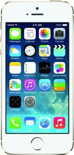 Мобильный телефон Apple iPhone 5S 16GB Gold как новый Original factory refurbished by Apple