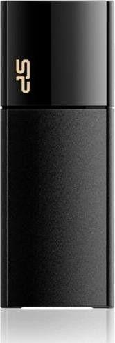 USB флеш накопитель Silicon Power 8 GB Ultima U05 Black (SP08GBUF2U05V1K)