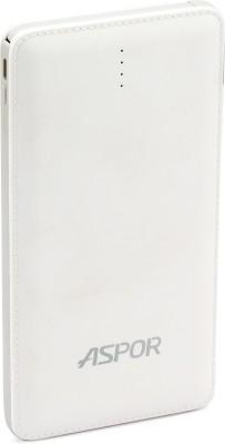 Портативная батарея Aspor 10500 mAh (A382) White
