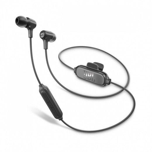 Навушники JBL In-Ear Headphone Bluetooth E25BT Black (JBLE25BTBLK)