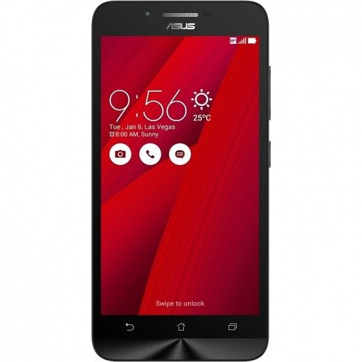 Смартфон Asus ZenFone Go 8 ГБ (ZC 500TG-1C106WW) Red