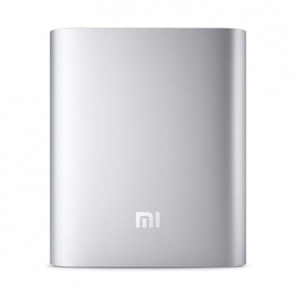 Портативная батарея Xiaomi Mi power bank 10000mAh Silver (NDY-02-AN)