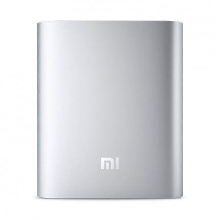 Портативная батарея Xiaomi Mi power bank 10000mAh Silver (NDY-02-AN)