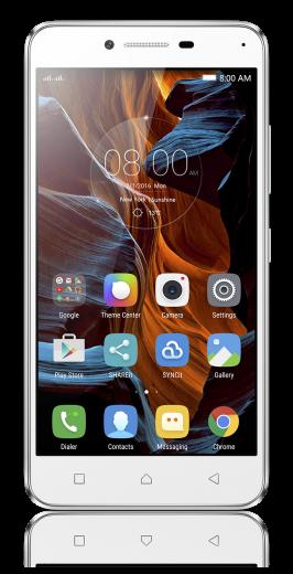 Мобильный телефон Lenovo K5 (A6020a40) Silver